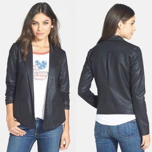 Lucky Brand Open Front Blazer